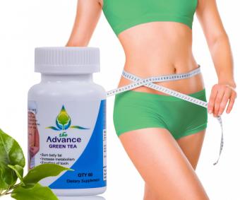 Viên uống loại bỏ mỡ thừa – The Advance Vitamin Green Tea
