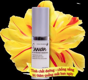 Kem hỗ trợ hỗ trợ điều trị sẹo bỏng nhẹ Swan Scar Cream