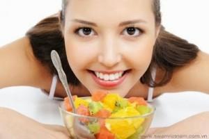 Những thực phẩm làm đẹp cần thiết cho phái nữ