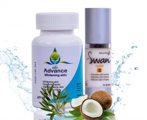 Bộ hỗ trợ hỗ trợ điều trị nám chuyên nghiệp - SWAN