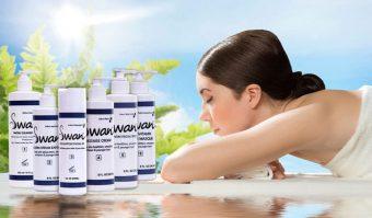 Kem dưỡng trắng da mặt-cổ Swan Bio Skin Lightening Cream AM-PM