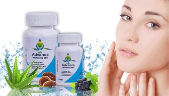 Viên uống dưỡng trắng da – Advance whitening skin