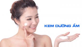 Các loại kem dưỡng ẩm trước khi trang điểm an toàn cho da
