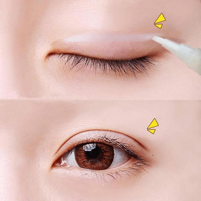 Việc đảo mắt này vừa giúp mắt thư giãn vừa là cách làm to mắt hơn