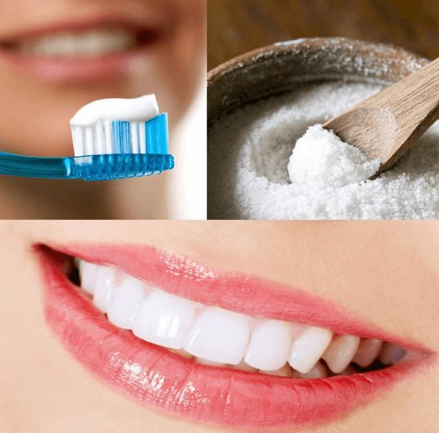 Làm trắng răng tại nhà bằng nước vo gạo đặc