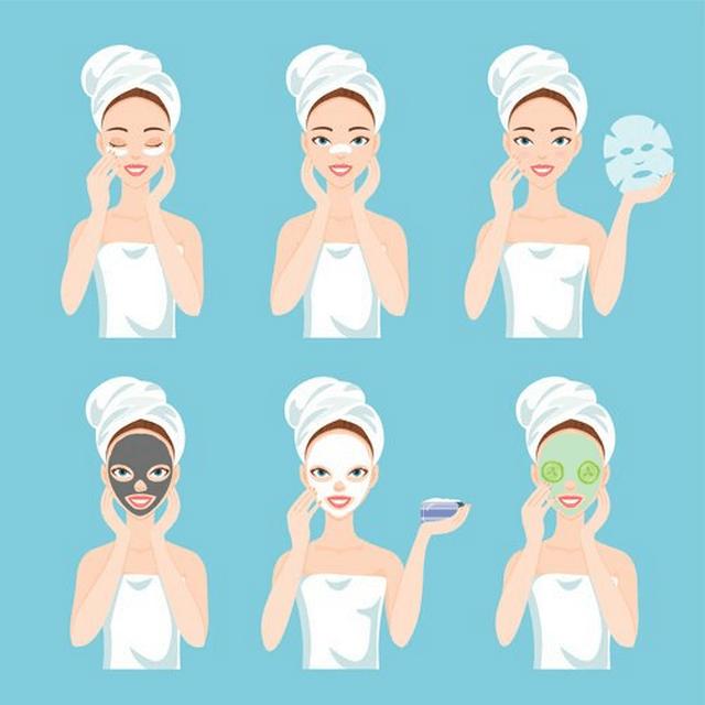 Chọn loại mặt nạ phù hợp với loại da
